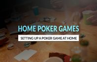 Setting up a home poker game - a complete guide